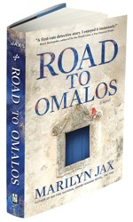 Road to Omalos Cover
