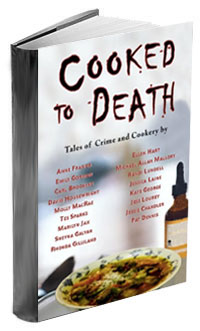 Cooked to Death Cover